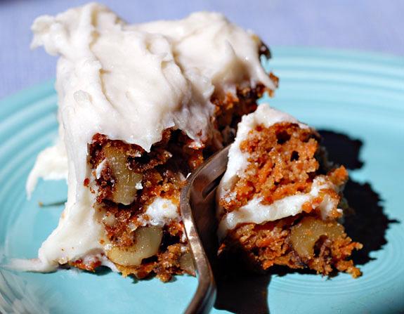 Carrot Cake | Gluten Free Carrot Cake Recipe
