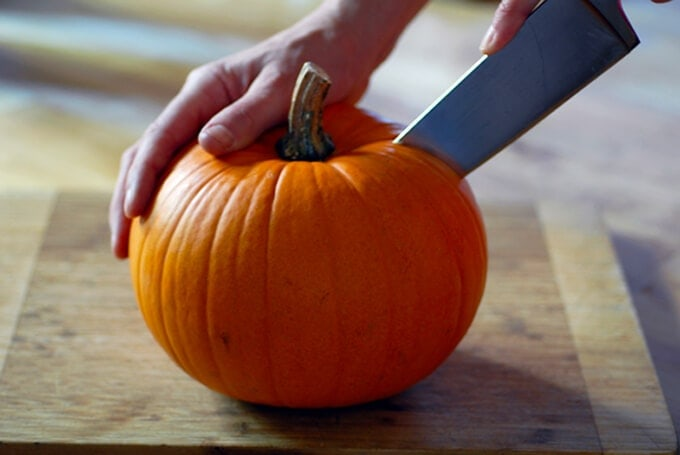 How to Roast a Pumpkin Recipe