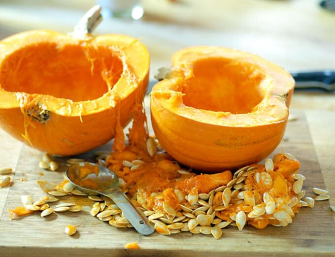 How to Roast a Pumpkin | Elana's Pantry