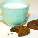 double chocolate mocha cookies cashew milk recipe