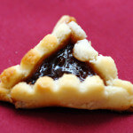 Raspberry Hamantaschen gluten-free recipe