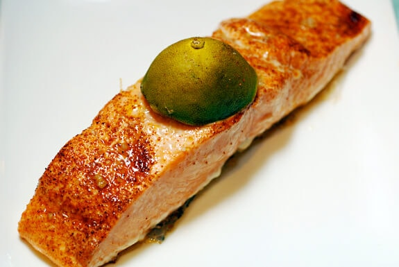 Chipotle Lime Salmon | Healthy Paleo Dinner Recipe
