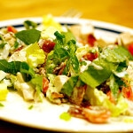 gluten-free cobb salad recipe