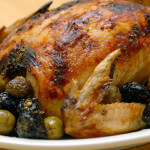 roasted chicken with olives and prunes gluten-free chicken marbella recipe