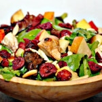 chicken salad with almonds recipe