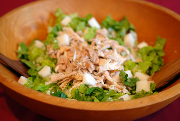 Chinese Chicken Salad | Elana's Pantry