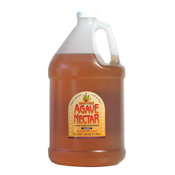 Agave syrup candida