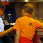 Getting Your Children to Cook