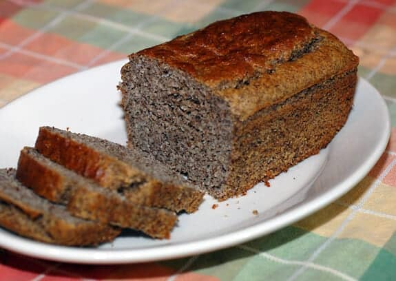 "Dark ""Rye"" Bread recipe"