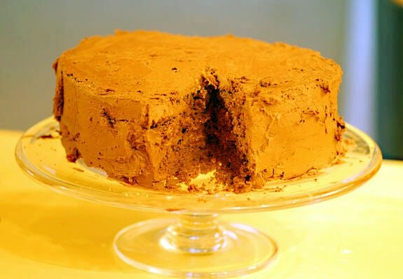 chocolate cake gluten-free recipe