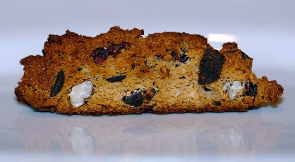 cranberry chocolate biscotti gluten-free recipe