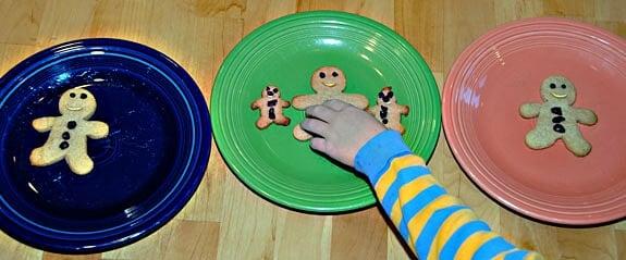 Gingerbread Men Cookies | Gluten Free Christmas Cookie Recipe