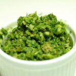 Kale Almond Pesto