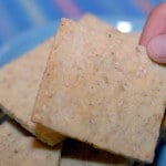 Sesame Crackers