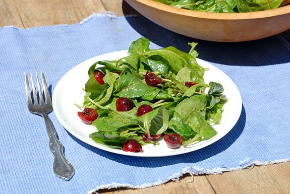 cherry arugula salad recipe