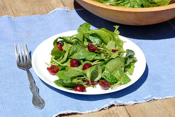 cherry arugula salad recipe