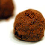healthy chocolate orange truffle recipe