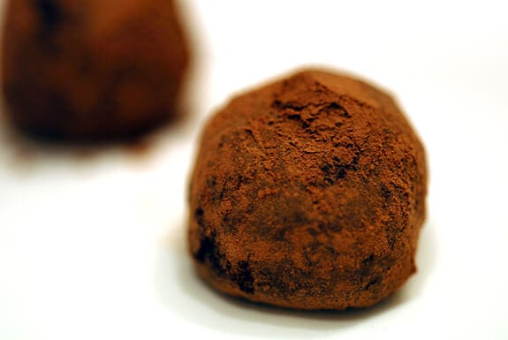 Gluten Free Chocolate Orange Truffles Recipe