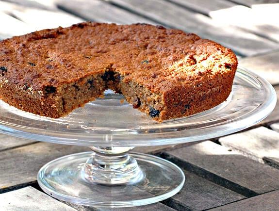 Gluten-Free Honey Cake