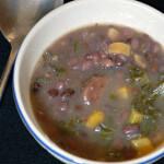Squash Aduki Chestnut Soup