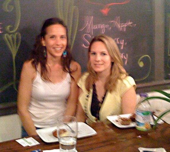 Kelly and Jennifer
