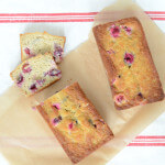 Nut-Free Cranberry Bread