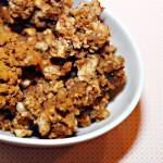 Mulberry Granola gluten-free recipe