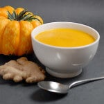 Pumpkin Ginger Soup recipe