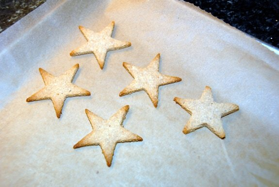 gluten-free star shape cookie recipe