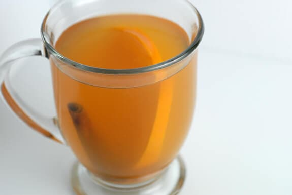 Homemade Hot Apple Cider recipe