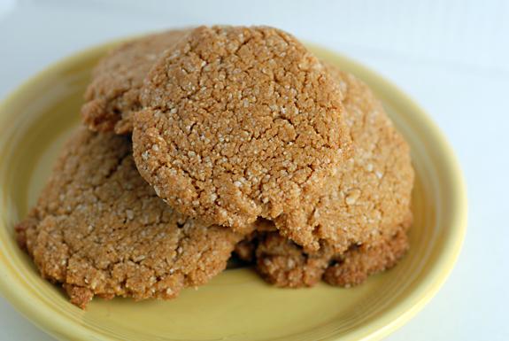 Paleo Molasses Spice Cookies Recipe | Elana's Pantry