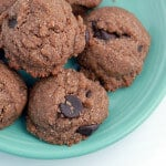 Chocolate Chip Cookies with Grapeseed Flour