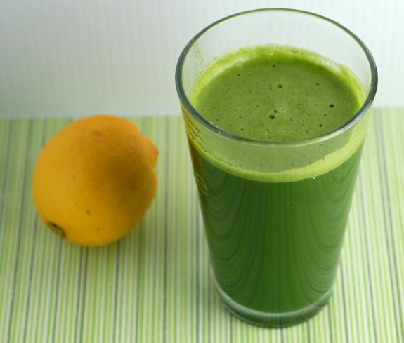 Green Lemonade | Elana's Pantry