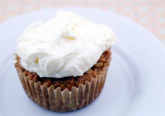 gluten-free carrot cupcakes cream cheese frosting recipe