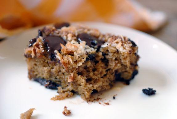Dark Chocolate Almond Joy Bars Recipe | Elana's Pantry