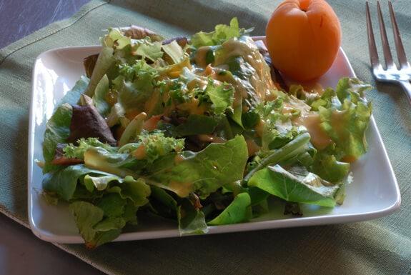 apricot salad dressing