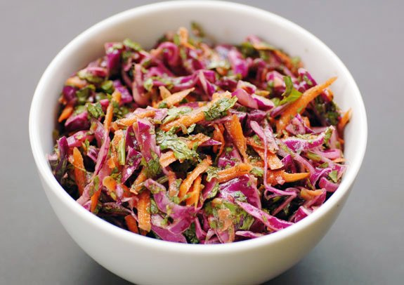Spicy Slaw Recipe | Elana's Pantry