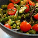 asparagus basil salad recipe paleo