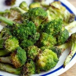 grilled broccoli paleo recipe