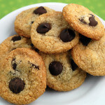 gluten free chocolate chip cookies