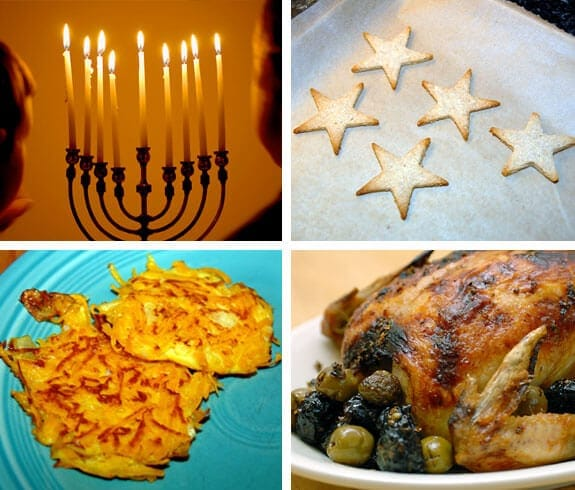 gluten free hanukkah recipes