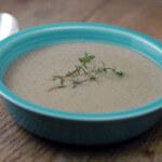 gluten free mushroom soup recipe