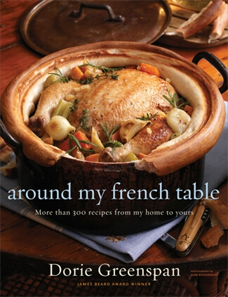 around my french table book cover