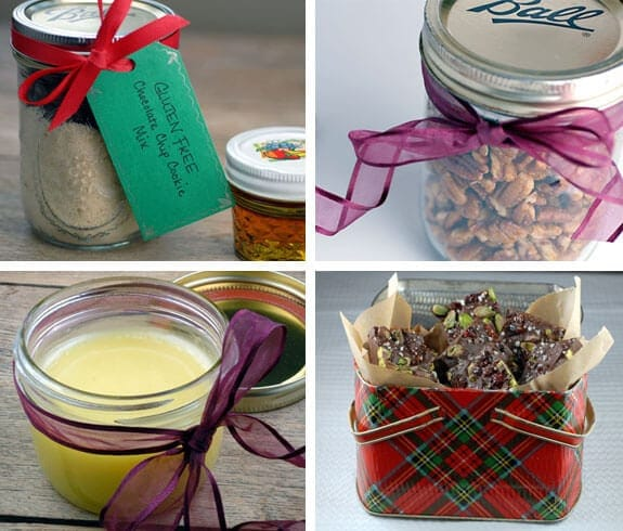 Homemade Gift Ideas: Gluten Free DIY Christmas Gift Ideas