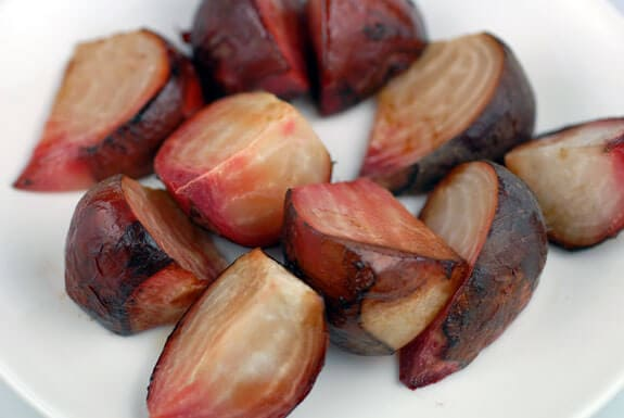 roasted balsamic beets gluten-free recipe