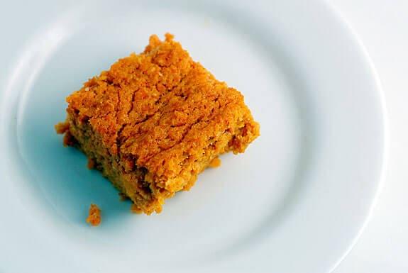 carrot kugel souffle gluten-free recipe