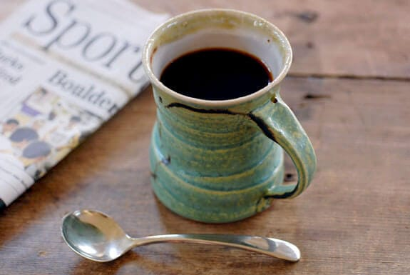 Dandelion Root Coffee Recipe | Elana's Pantry