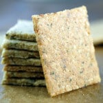 Egg-Free Keto Crackers