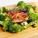 salmon kabayaki gluten-free recipe