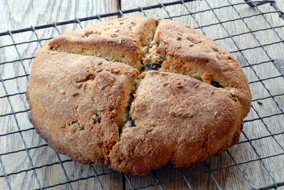 Easy Gluten-Free Irish Soda Bread Recipe | Elana's Pantry